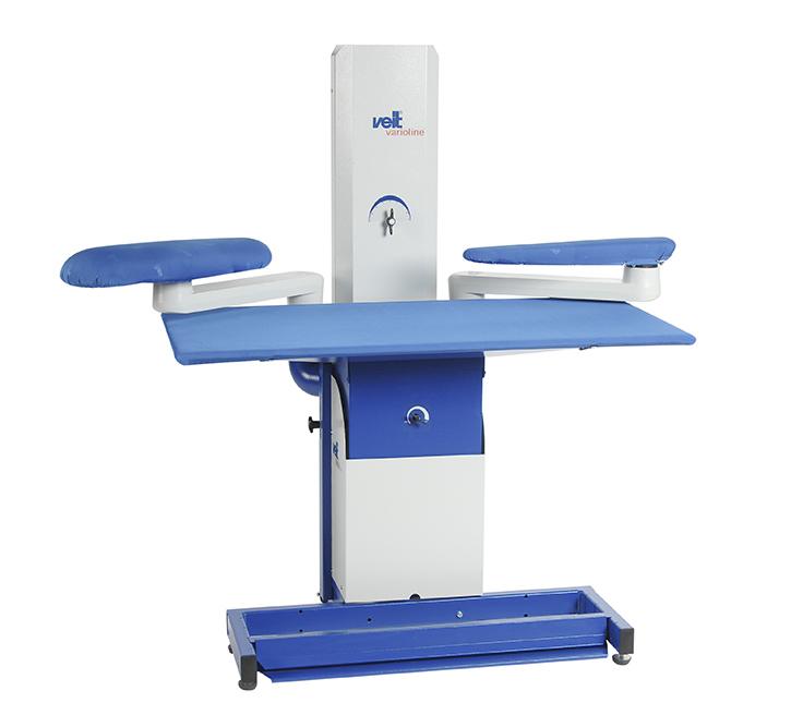 Flächenbügelplatz mit idealer Bügeltechnik - Varioline S/S+B