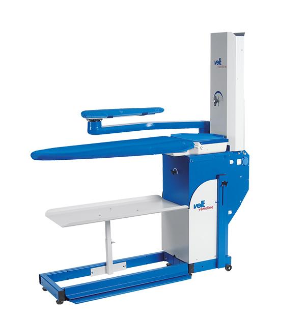 Bügelplatz mit idealer Bügeltechnik - Varioline S/S+B